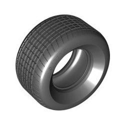 Reifen 81.6 x 44 R, schwarz