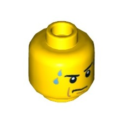 Kopf 920, gelb