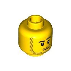 Kopf 389, gelb
