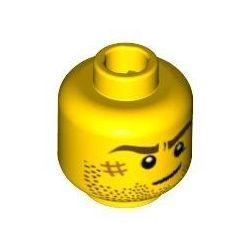 Kopf 754, gelb