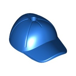 Kappe No. 6, blau