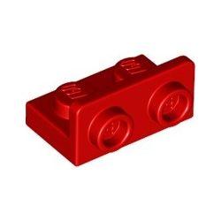 Winkel 1x2 - 1x2 inv, rot