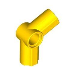 Achsen- und Pinverbindung 5 - 112.5 Grad, gelb