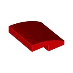 Bogen 2x2, rot