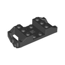 Radlager 3x6, schwarz