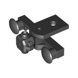 Magnetkupplung / Puffer, schwarz