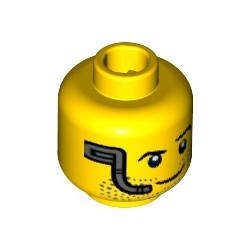 Kopf 1470, gelb