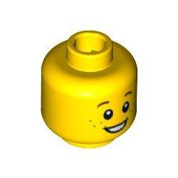Kopf 677, gelb