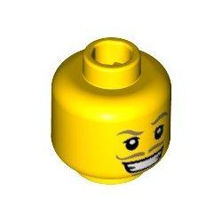 Kopf 1474, gelb