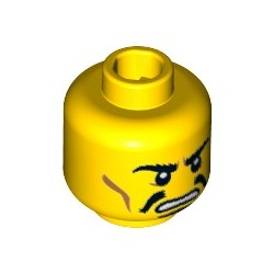 Kopf 1477, gelb