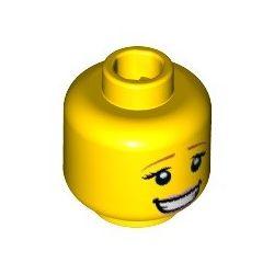 Kopf 1478, gelb