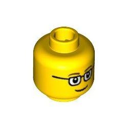 Kopf 314, gelb