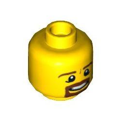 Kopf 1146, gelb