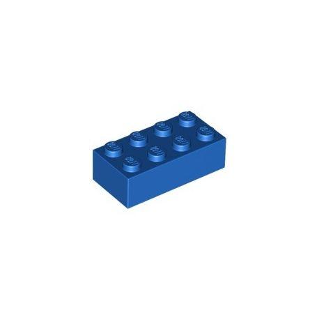 Stein 2x4, blau