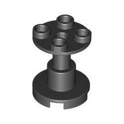 Gestell 2x2x2 rund, schwarz