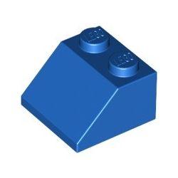 Schrägstein 2x2, blau