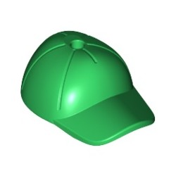 Kappe No. 6, grün