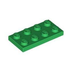 Platte 2x4, grün