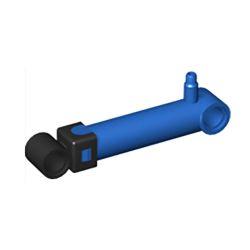 Pneumatik Pumpe klein, blau