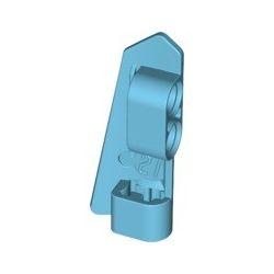 Verkleidung (21) 5x2, azurblau