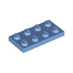 Platte 2x4, hellblau
