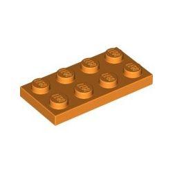 Platte 2x4, orange