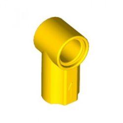 Achsen- und Pinverbindung 1, gelb