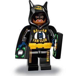 Soccer Mom Batgirl