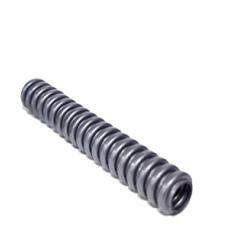 Schlauch 7mm D. geriffelt 6L, silber matt
