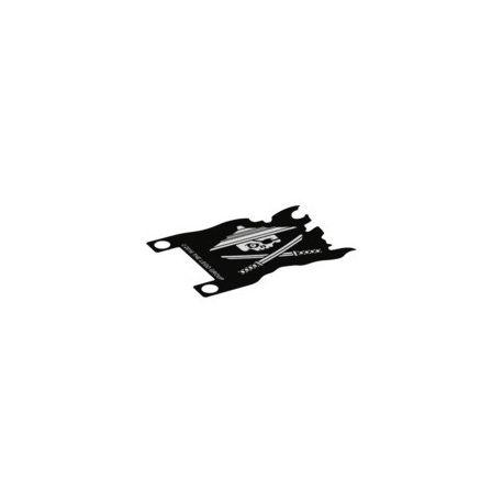 Fahne (Plastik) 7x5, Ninjago Luftpiraten Logo ...