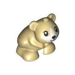 Hamster, beige