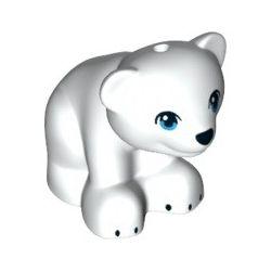 Eisbär klein, weiss