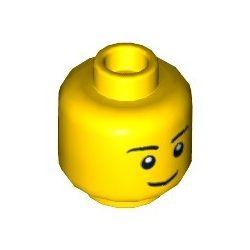 Kopf 891, gelb