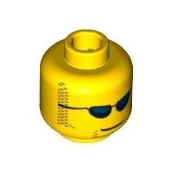 Kopf 409, gelb