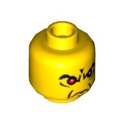 Kopf 493, gelb