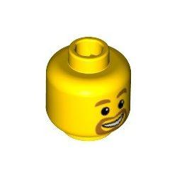 Kopf 270, gelb