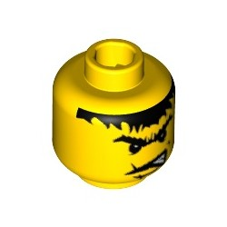 Kopf 458, gelb