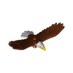Adler, braun