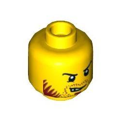 Kopf 1224, gelb