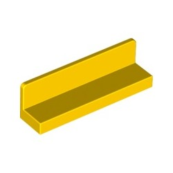 Paneele 1x4x1, gelb