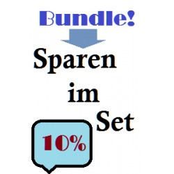 Pinbundle III 100 Stück