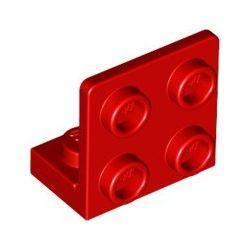 Winkel 1x2 - 2x2 inv, rot