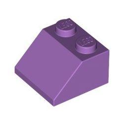Schrägstein 2x2, violett