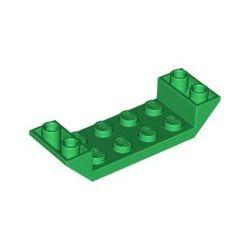 Schrägstein 6x2 inv, grün