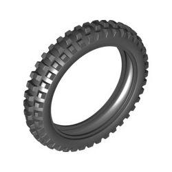 Motorradreifen 100.6mm, schwarz