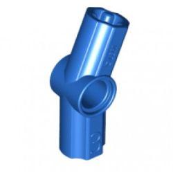 Achsen- und Pinverbindung 3 - 157.5 Grad, blau