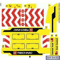 Sticker 42006 Excavator