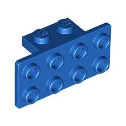 Winkel 1x2 - 2x4, blau