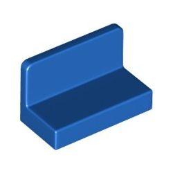 Paneele 1x2x1, blau