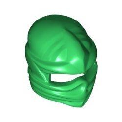 Ninja Maske, grün
